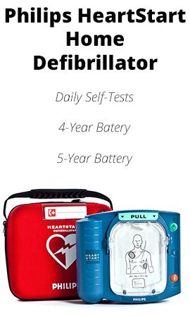 Phillips HeartStart Home Defibrillator