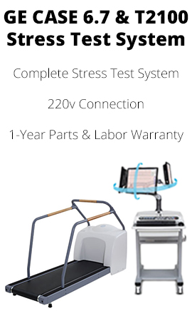 GE CASE 6.7 & T2100 STRESS TEST SYSTEM